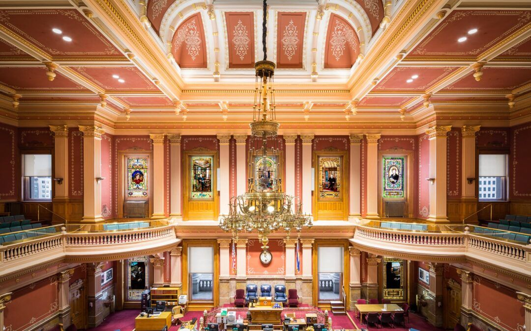 Capitol House & Senate Chambers