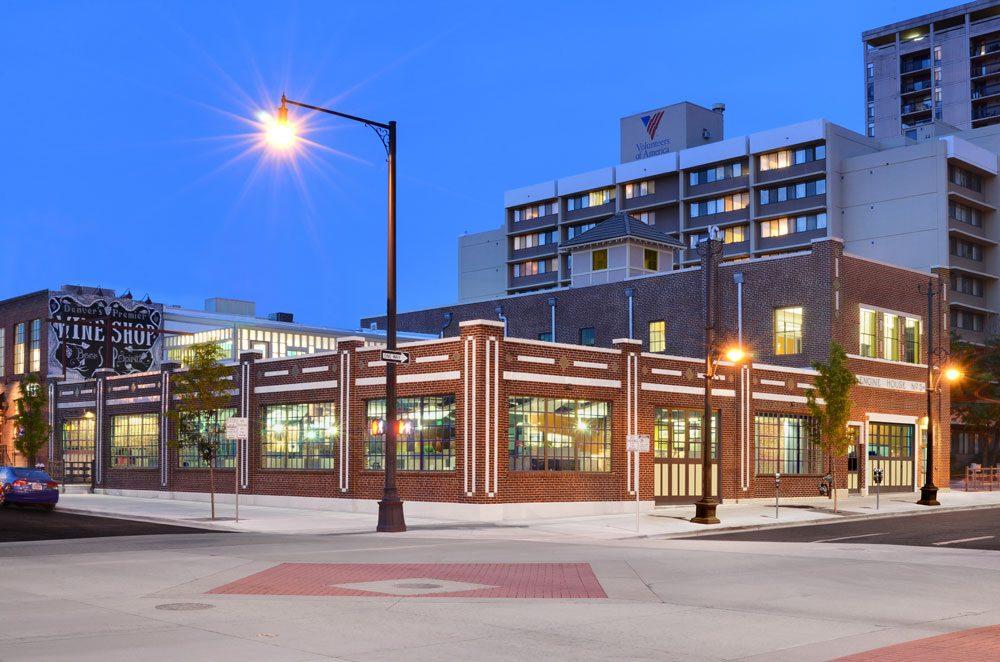 Slater Paull building